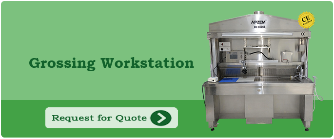 grossing-work-station